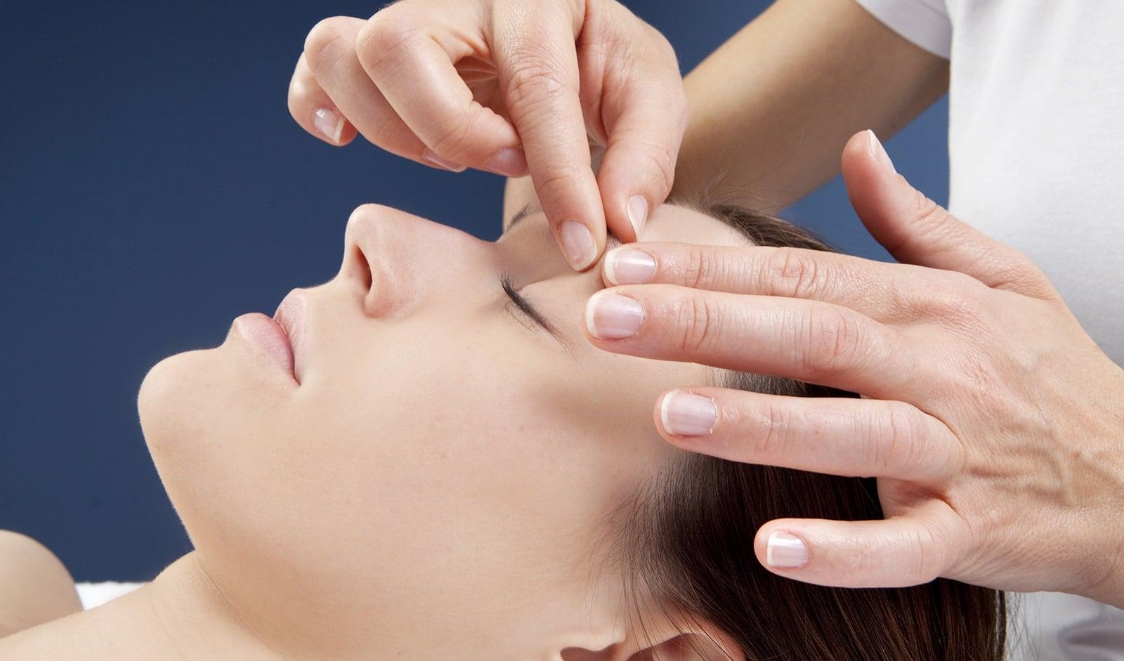 Indian Head Massage - Bodyrocktherapy